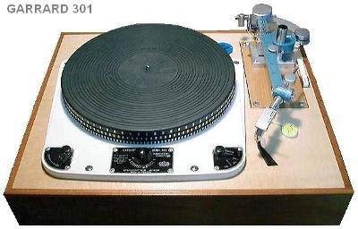 Foto do Garrard G3001