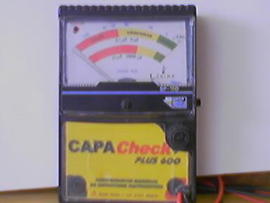 Capacímetro