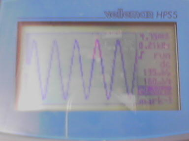 Osciloscópio Portatil