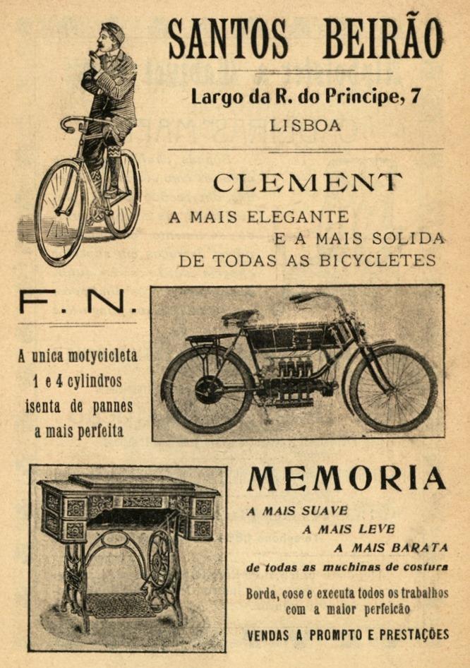 Publicidade Santos Beirão - Diversos