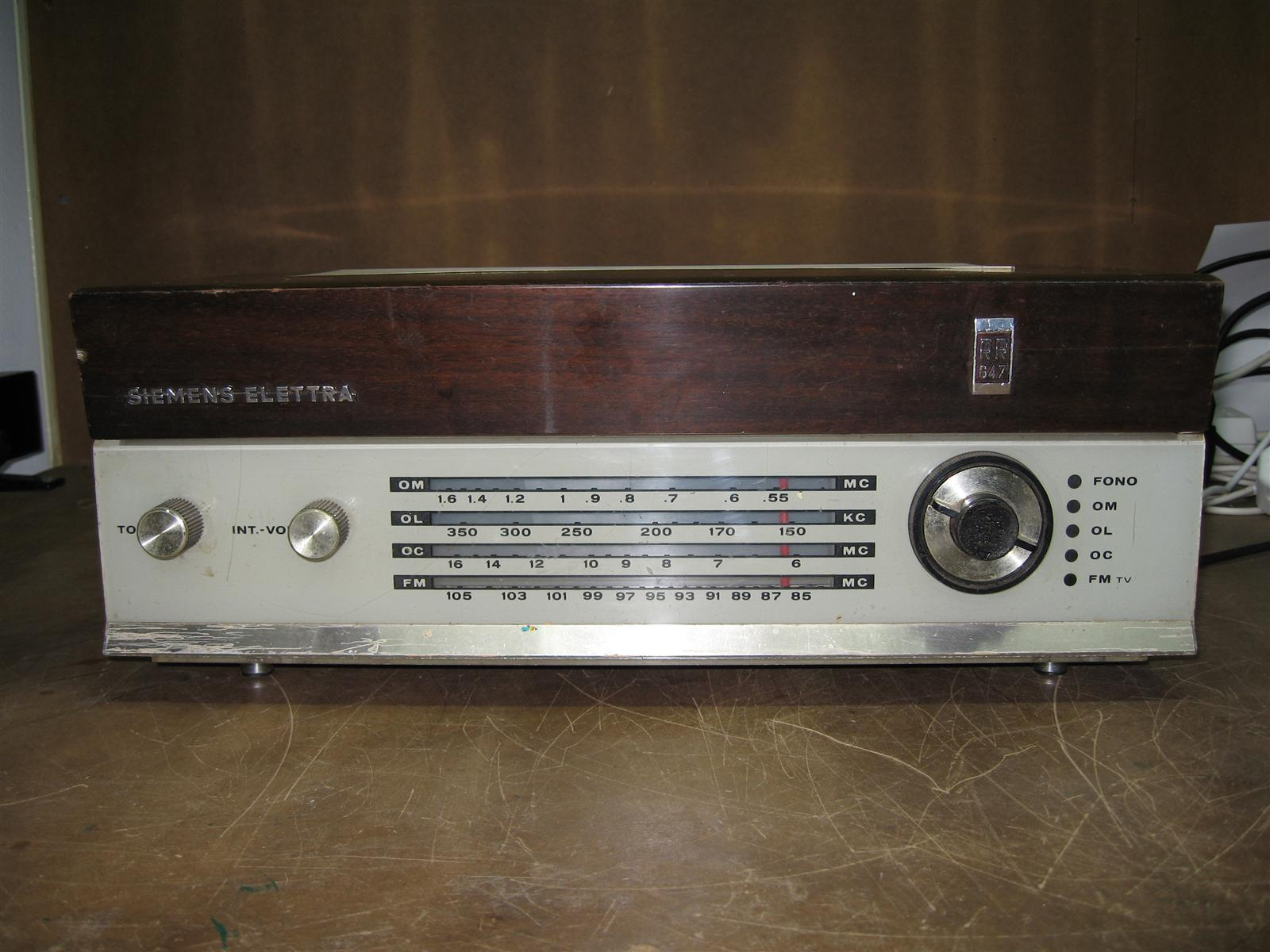 Siemens Elettra RR647