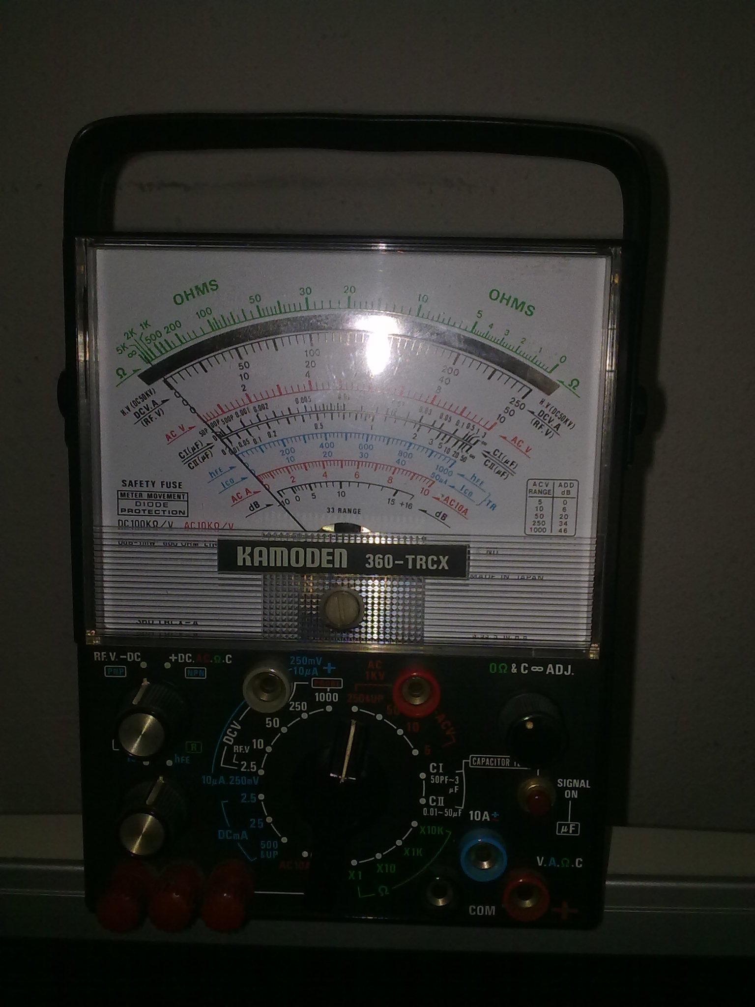 Kamoden 360-TRCX