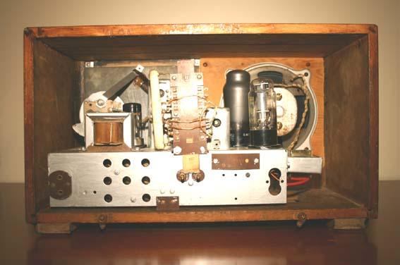 AGA Baltic 332, 1943 outro detalhe