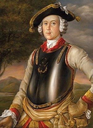 Foto do Barão de Münchhausen