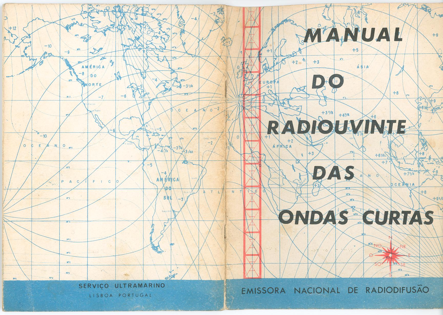 Manual do rádiouvinte das ondas curtas