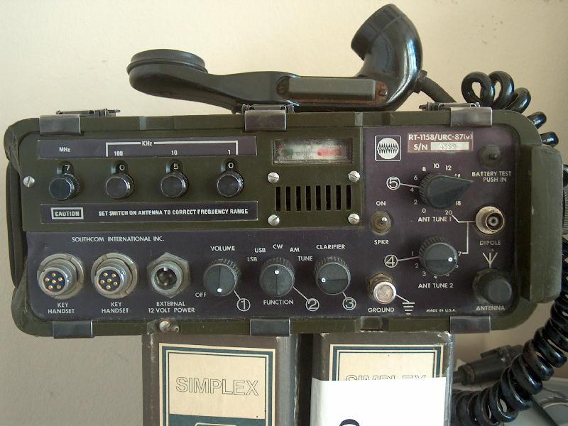 HF de 2 A 12 Mhz