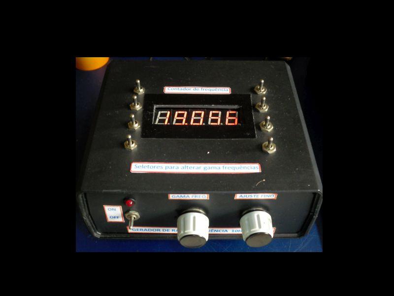 Oficina: Gerador de Radiofrequência