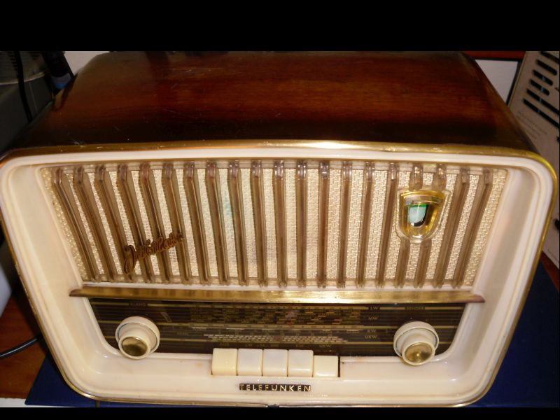 Telefunken Jubilate 9 Export