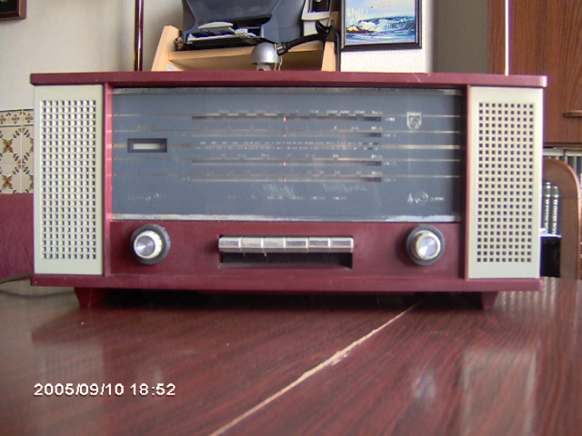 Philips Type B4X45A/OOM