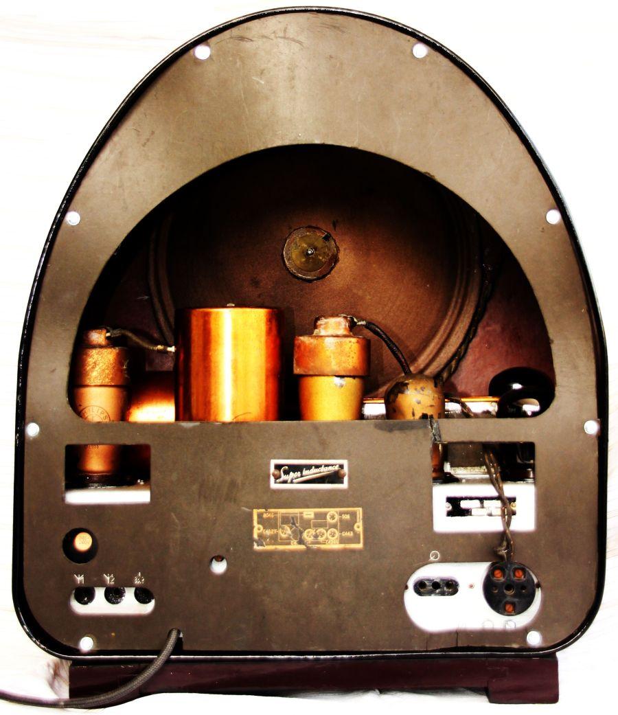 Philips 830A, 1932: Detalhes