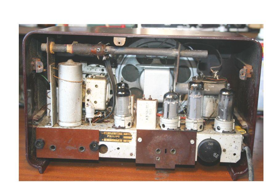 Philips BX327U/10 chassis