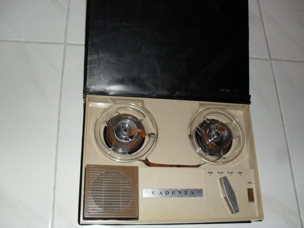 Cadenza Tape Record