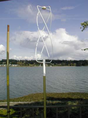 Imagem de uma antena