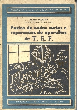 Capa do livro Aparelhos de TSF