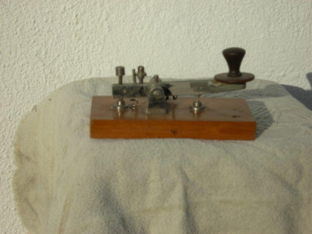 Chaves de telegrafia 2