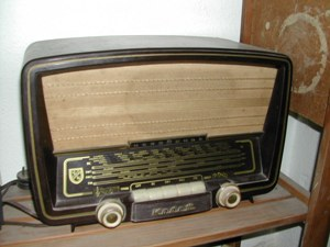 Rádio Nordmende Kadett 57