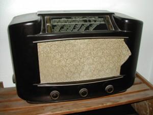 Rádio Philips 650A