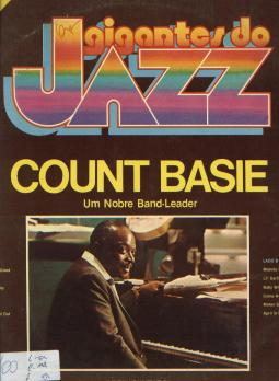 Capa de um disco de Count Basie