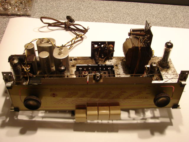 EMUD Type ULM (224KB), chassis visto de cima
