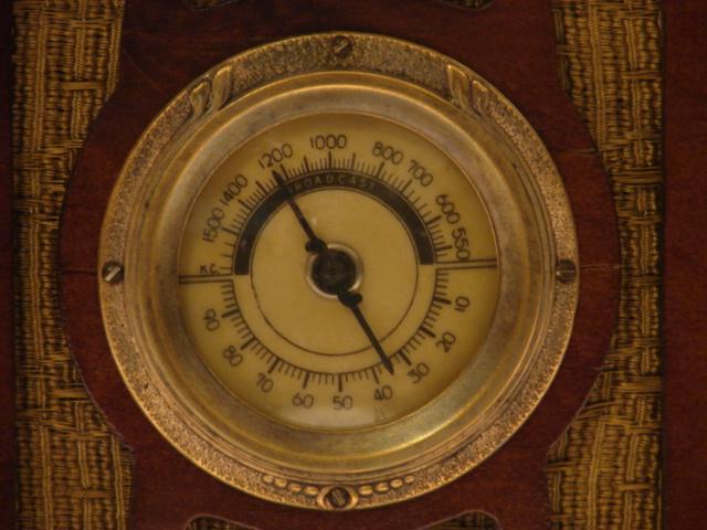 Recetor da Emissora Nacional dial