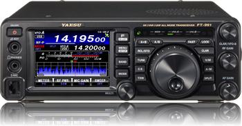 Yaesu FT991 modelo mais recente e sofisticado