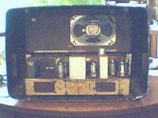 Grundig Type 945W sem tampa