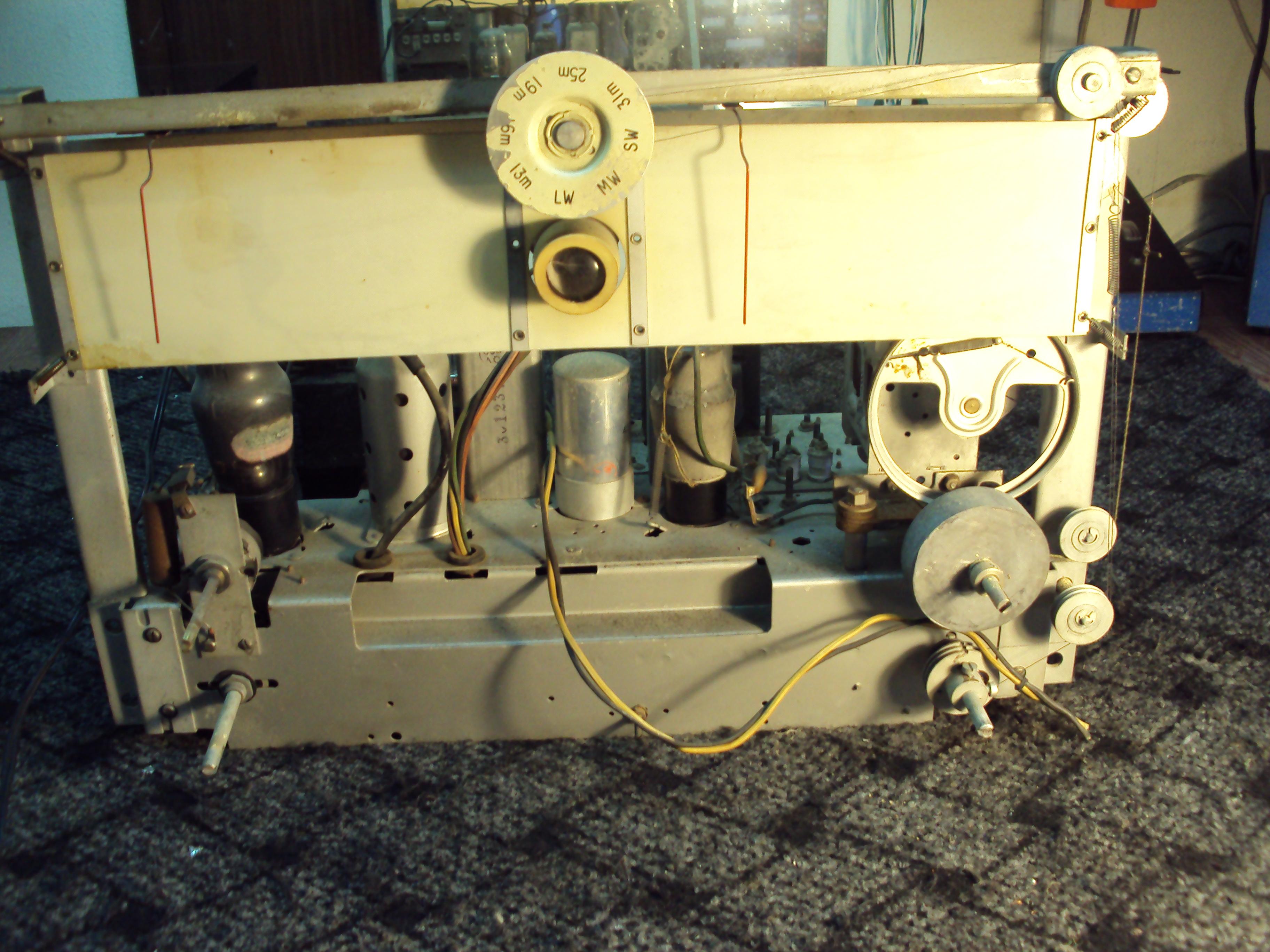 Detalhes do restauro