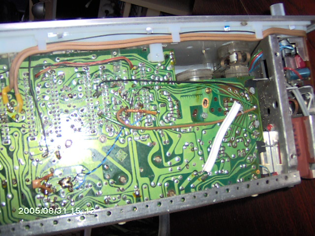 Philips Type B3X64A/72 por baixo