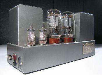 Mítico amplificador Quad II