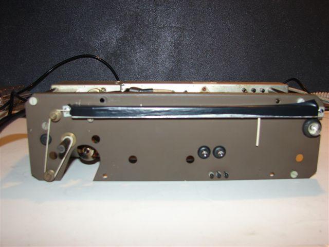 FM TUNER FMii detalhe do chassis