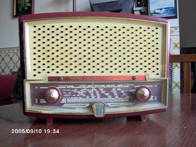 Radiola Type RA177A