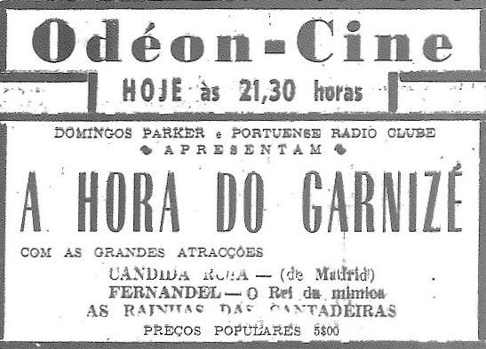 Foto retirada do Jornal de notícias da época
