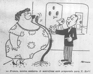 Artigo Jornal de Notícias, 22 de abril de 1958