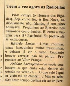 Revista Maria Rita, 3 de setembro de 1932