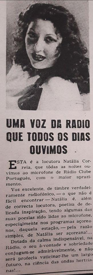 Natália Correia e a rádio