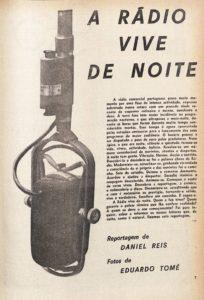 Revista Rádio & Televisão, 27 de junho, 1970, pg1
