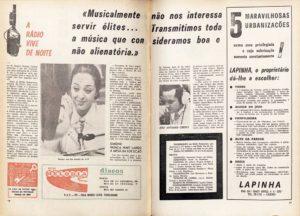 Revista Rádio & Televisão, 27 de junho, 1970, pg3