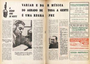 Revista Rádio & Televisão, 27 de junho, 1970, pg5