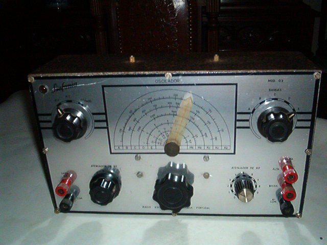Sinfonia Modelo 03 Gerador de RF
