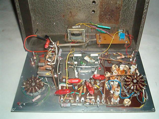 Sinfonia Modelo 03 visto por dentro