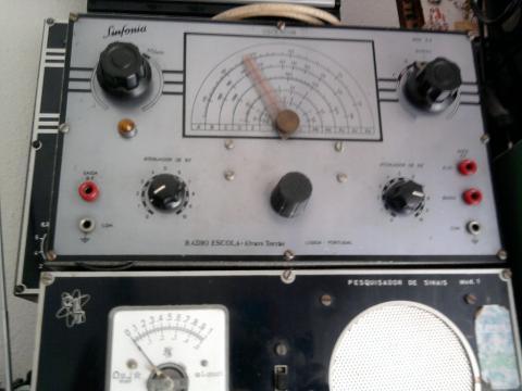 Oscilador da Radio Escola