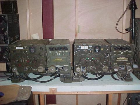 AN/VRC9 e AN/VRC10