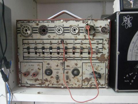 Analisador de Válvulas K20E