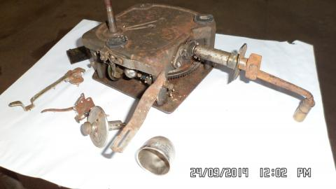Gramofone inglês, 1926 o engenho
