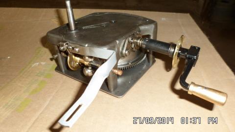 Gramofone inglês, 1926 o coração