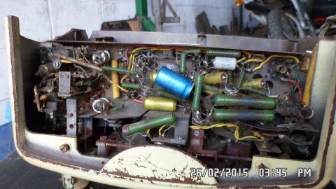 Philips BR217U prenda de um tio