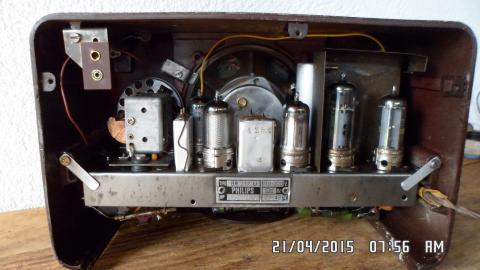 Philips BR217U a surpresa