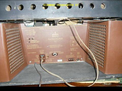 Mais outra foto do rádio