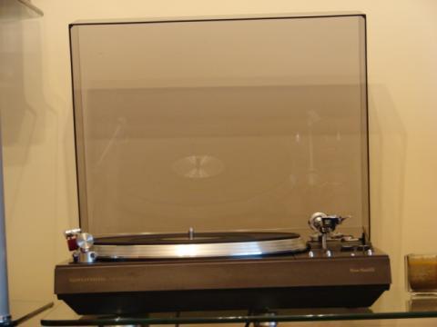 Gira-discos Grundig PS3000