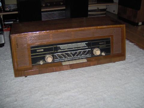 Philips Jupiter 521 Stereo B5D21A